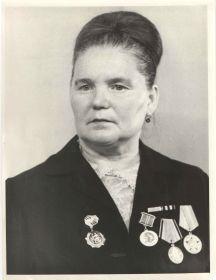 Филиппова Валентина Тихоновна