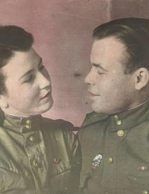 Орешин Иван Иосифович и Орешина (Воробьёва) Анна Михайловна