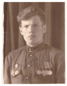 Ковалёв Михаил Алексеевич