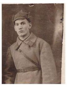 Бурков Леонид Васильевич