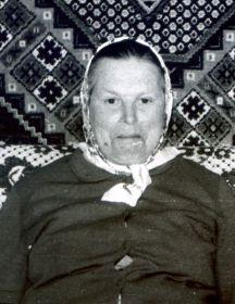 Тюнина Анна Григорьевна
