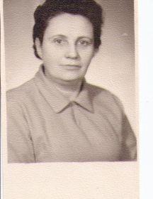 Голубева( Блюменкранц) Елизавета Ивановна.