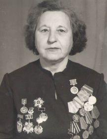 Пичугина Анастасия Федотовна