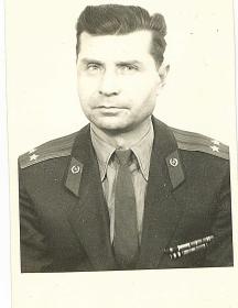Голубев Николай Ефимович