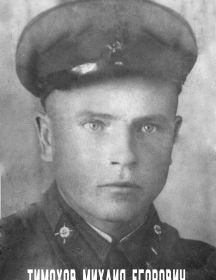 Тимохов Михаил Егорович