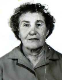 Павлуковская (Плаксина) Раиса Марковна