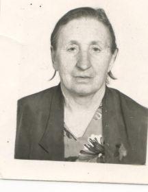 Федулова Варвара Михайловна