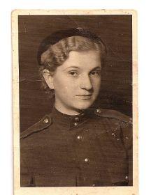 Краюшкина  (Черноусова)  Александра Ивановна