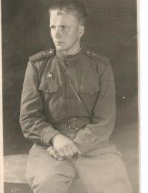 Глазунов Борис Георгиевич