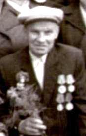 Петров  Михаил Иванович 1917-1987