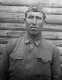 Сазанов Михаил Фёдорович