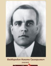 Байбородин Никита Григорьевич