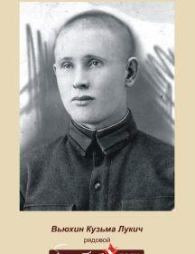 Вьюхин Кузьма Лукич