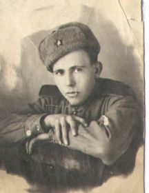 Пестреев Иван Иванович