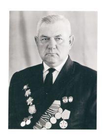 Аксёнов Дмитрий Никитович