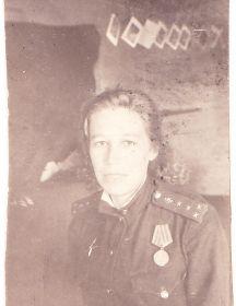Чистякова (Смирнова) Варвара Петровна