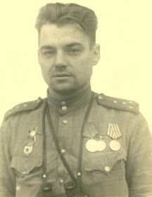 Любимов Александр Иванович