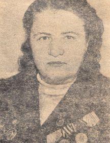 Свинова (Ерохина) Евдокия Ефимовна
