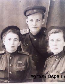 Никольская Вера Петровна 17.05.1919 г.р.