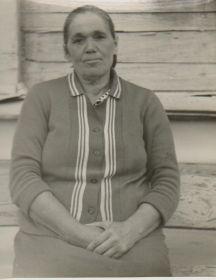 Беликова Матрена Васильевна