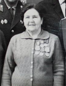 Федосова (Алянова) Анна Дмитриевна
