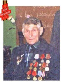 Щевьёв Иван Ефимович
