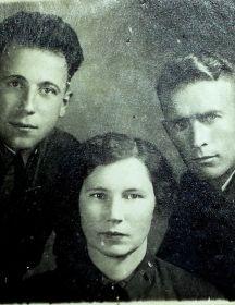 Буравлева (Ильина) Александра Георгиевна