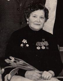 Цепляева (Пакулина) Мария Васильевна