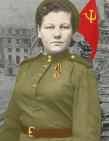 Горбунова (Половникова) Клавдия Тихоновна