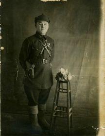 Лазарев Иван Гаврилович