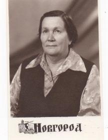 Оничева Ольга Михайловна