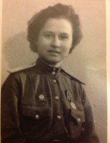 Ерзина (Трянина) Алия Абдулловна