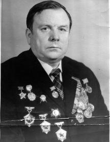 Левашов Галик Арефьевич