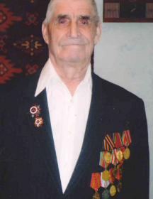 Бурков Василий Степанович