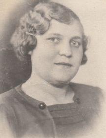 Обрезкова (Кириленко) Анастасия Ивановна