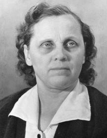 Горохова (Грибанова)  Мария Павловна