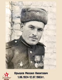 Крышев Михаил Никитович