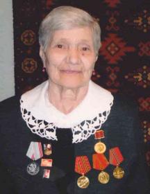 Буркова Екатерина Васильевна