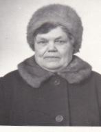 Антонова Надежда Кузьминична