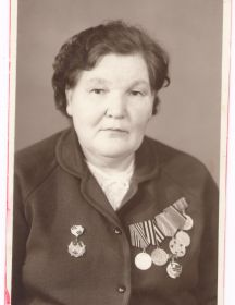 Прялухина (Мясникова) Александра Петровна
