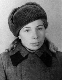 Савина Александра Николаевна