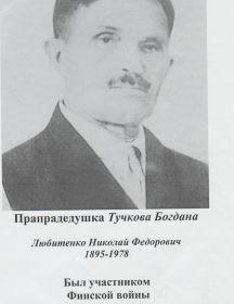 Любитенко Николай Фёдорович