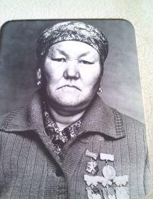 Хонгорова Мария Петровна