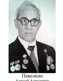 Павелкин Алексей Алексеевич