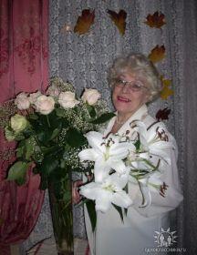 Изольда Викторовна  Еськова ( в девичестве- Филиппова), 04. ноября 1937 года