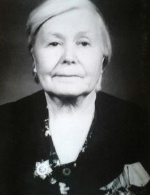 Мирошниченко (Чемерис) Евдокия Федоровна