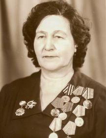 Шилова (Назарова) Зинаида Михайловна