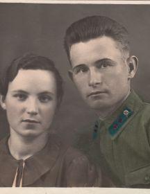 Елистратова Мария Алексеевна и Елистратов Василий Иванович