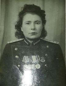 Аксенова Елизавета Ивановна