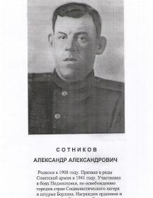 Сотников Александр Александрович